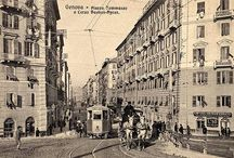 Genova old pictures