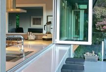Glass Folding Doors