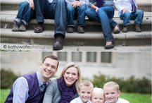 Photography:  Families / by Holly Anne Guillaume