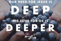 Jesus Love / by StudioSoap Co