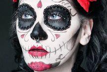 DIA De Los MUERTOS-Day of the Dead / Mexico