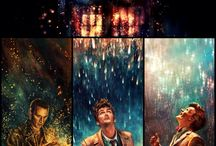 Doctor who stuff and artwork