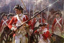 American Revolution / by Daniel Reedy
