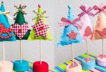craft: christmas holidays
