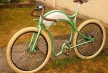custom push bikes