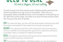 Essential Oils and Healthy Living / Young Living Essential oils are an integral part of how I maintain my health through natural means.