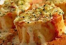 Recipes Pasta / by Dawn Kinnaman