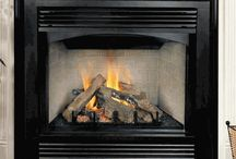 fireplace / by LeAna @ asmallsnippet.com