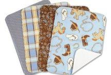 Baby - Bibs & Burp Cloths