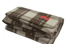 have a high quality wool blanket ready when you need it! / you can´t beat wool - an amazing material!