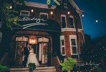 George Brown House Wedding
