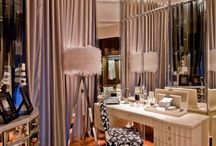 That Vanity Corner / Vanity / Dressing  tables, Closets... / by Eleana Marques