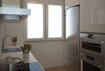 Rambla Marina | Reforma Integral en L'Hospitalet (Barcelona) / Estos son los renders 3D que nuestro departamento de interiorismo ha elaborado para el proyecto de reforma integral que llevaremos a cabo en Rambla Marina, en L'Hospitalet.