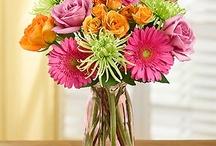 flower arranging / by Meg Gillies