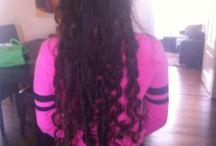 Cocoon curls