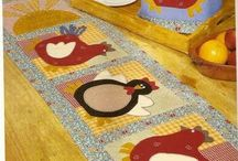Table runners / by Barb McQuiston