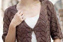 halenky, svetříky, svetry pletené