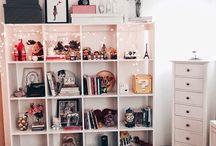 Cosas que puedo poner en mi pieza