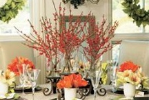 Centerpieces for the Home / by Marnie Anderson