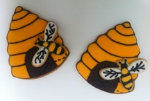 Cookies / All kinds of cookies, decorated with royal icing.