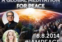 Peaceful You Peaceful Planet / #iampeace