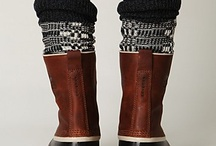 My Boot Obsession. / Le sigh...boots are my passion.  / by Laura Young