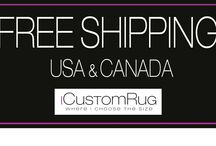 iCustomrug Website / Receive a FREE Cellphone Stand with the purchase of $200 or more!  www.icustomrug.com