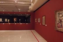 Projetos - Mostra Modigliani - Imagens de Uma Vida - Museu Oscar Niemeyer / Projeto arquitetônico/ expográfico: Lorena Bannach