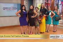 Great Fashion / The fashion experts give us tips and we pass them along to you.