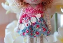 bambole crochet