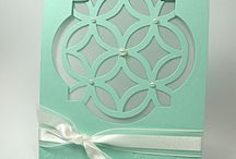 Cards - Stampin Up! Dies / by Beth Alvis