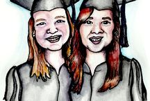 Maggie Sommers Illustration / A little bit of some of the illustrations I create  / by Maggie E.