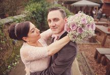 Our Brides Fifi & James