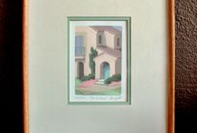 Vintage Pictures, Paintings, Photos, Sculpture, Art / Various Forms of Art for the Home which are 20 years old or older