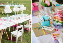 mesa niños boda