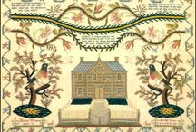 Samplers with Beloved History / by Kate Marie Keever