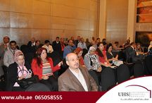 3rd Paediatric/Neonatal International Conference at UHS / University Hospital Sharjah (UHS) – a leading healthcare provider in the UAE and region – successfully hosted the 3rd Paediatric/Neonatal International Conference, under the theme 'Healthy Child for a Safe Future', which took place on the 20th of February, with the participation of a large selection of paediatricians, specialists in paediatric surgery and experts from the UAE, GCC countries and the United Kingdom (UK).  Find more pics from event at http://fb.me/3AKXKTTAX