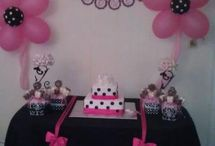 Party Ideas / by Cheryl Stearley