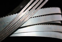 Bandsaws Blades / Bandsaws Blades for woodworking. / by Woodford Woodworking Tools and Machines UK.