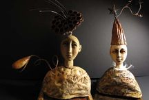 Odd Dolls / by Lin Martinique-Whittaker