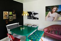 livingrooms to live in / by Céline Hallas