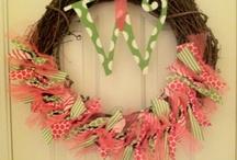Wreaths / by Kristin Heckman