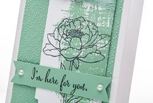 Stampin Up! - You've got this / Cards created with the You've got this stamp set from Stampin Up!