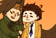destiel bye / by Hannah Thompson
