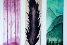 Bookmarks / My own project of bookmarks!