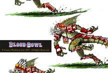 lizard team