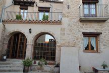 Casa Rural Las Bodegas del Gilo / Somos una vivienda de turismo rural ubicada en la localidad de Valdealgorfa en el Bajo Aragón de Teruel. Puedes encontrarnos en: http://www.lasbodegasdelgilo.com/