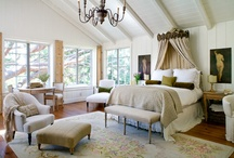 Bedrooms  / by Marcy @ ANTIQUECHASE