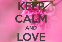ceep calm and ...........