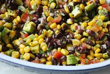Summer Salads For BBQS / by Gretchen Lopez